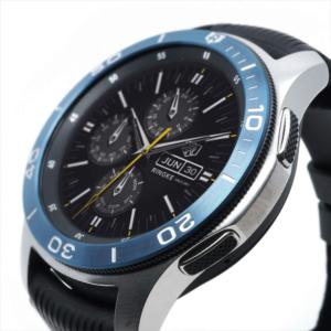 Ringke Bezel Styling for Galaxy Watch 46mm   best smartwatch under 5000