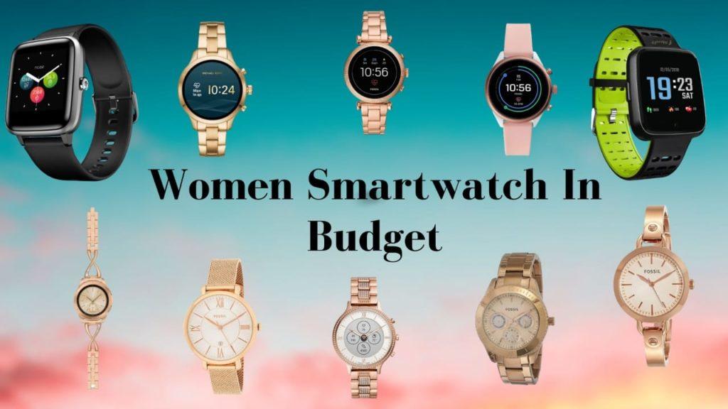 Women Smartwatch In Budget
