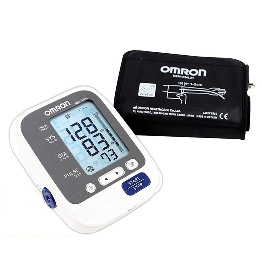 Omron HEM 7130L Fully Automatic Digital Blood Pressure