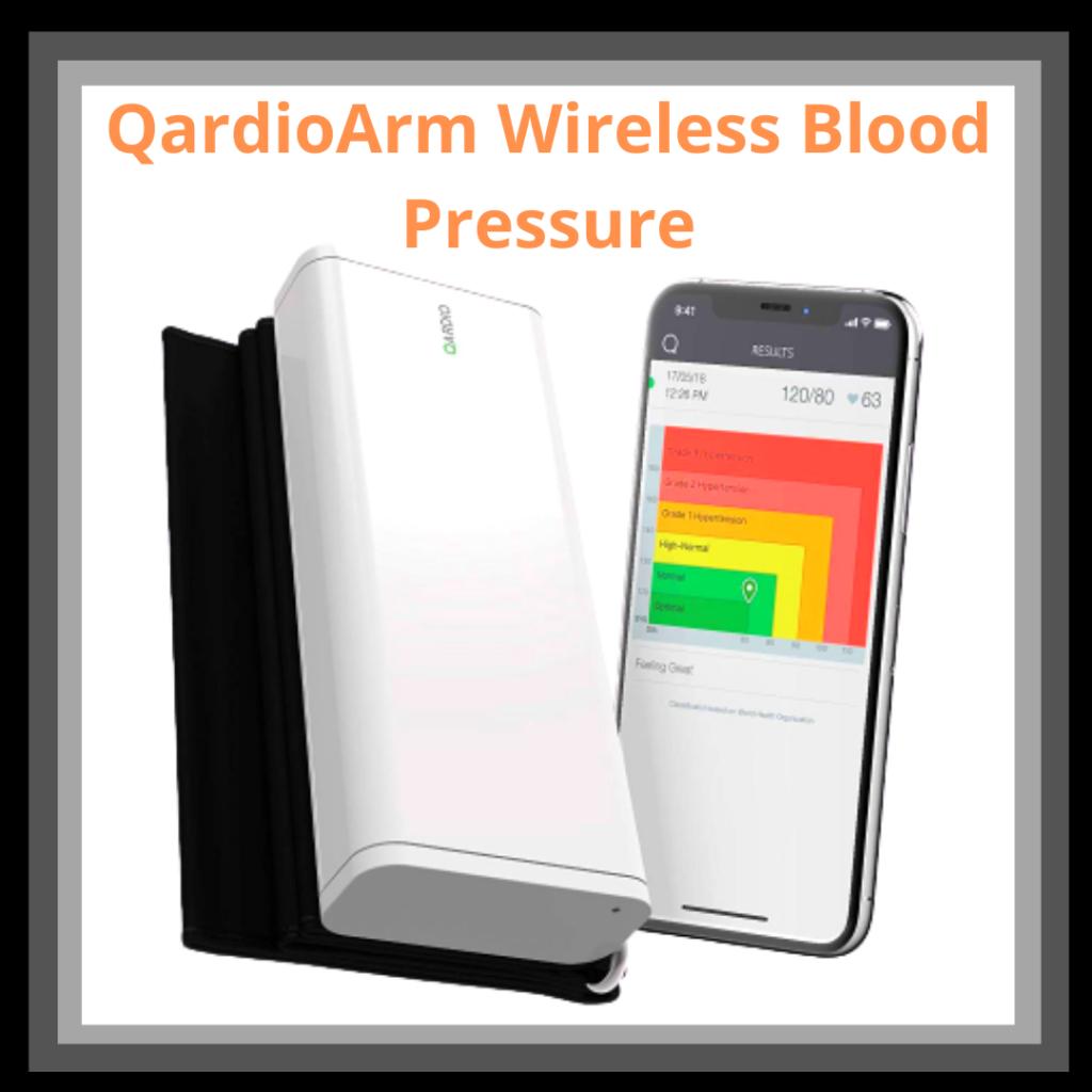 QardioArm Wireless Blood Pressure