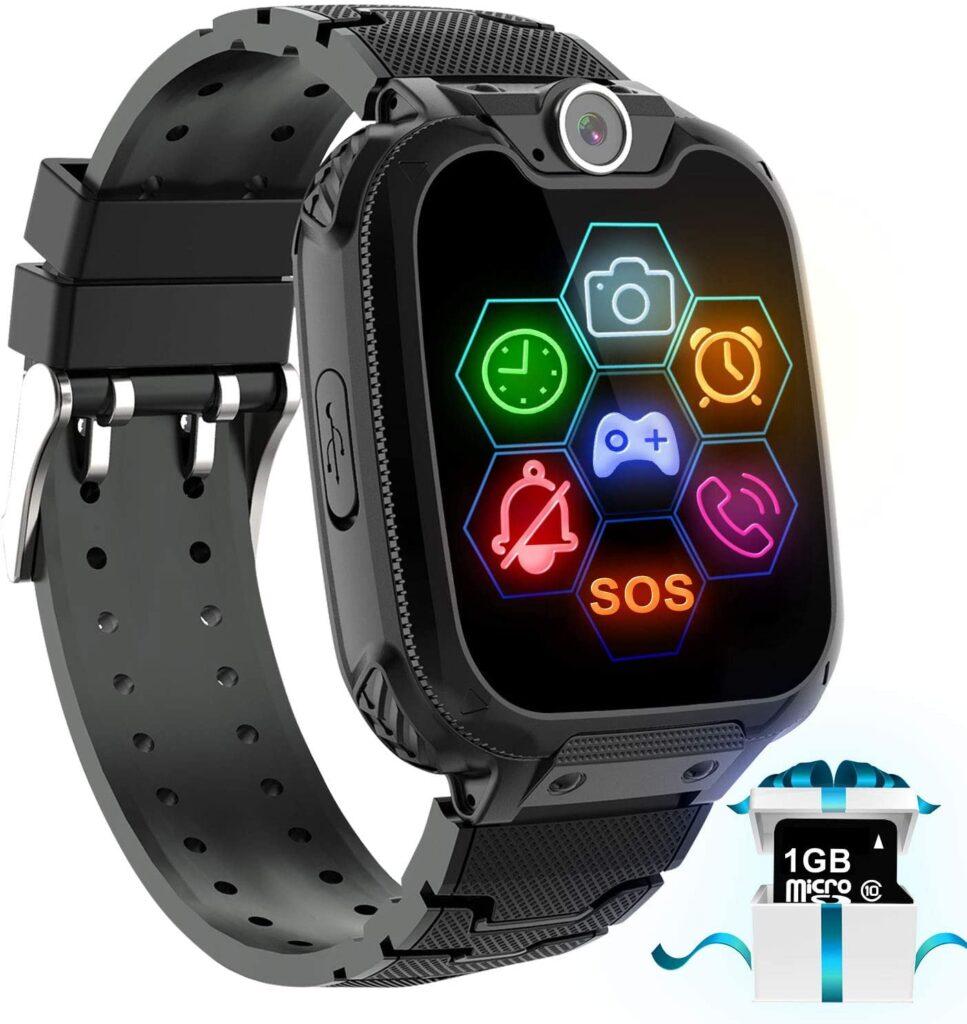 Kids Game Smart Watch Phone(INIUPO)