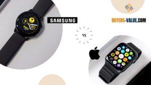 Samsung Smartwatch Vs Apple Smartwatch
