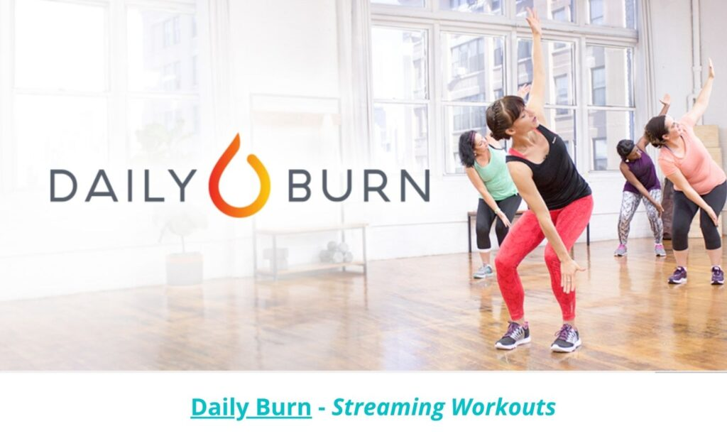Daily Burn - Streaming Workouts