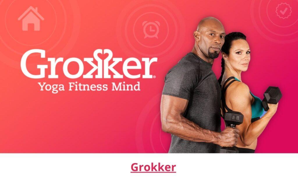 Grokker Yoga, Fitness, Mind