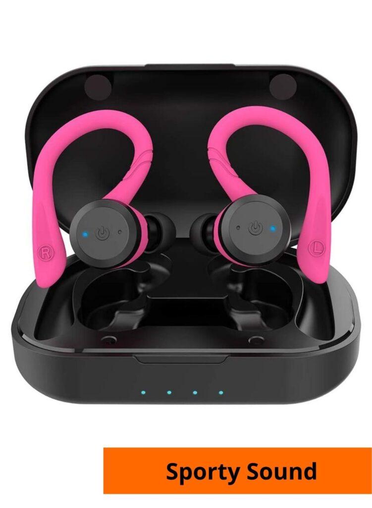 APEKX Bluetooth Headphones True Wireless