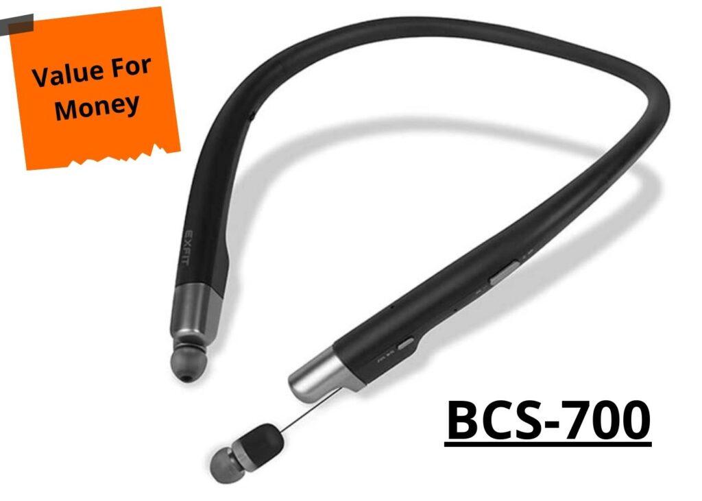 BCS-700 (Earphone) | bluetooth earphones neckband