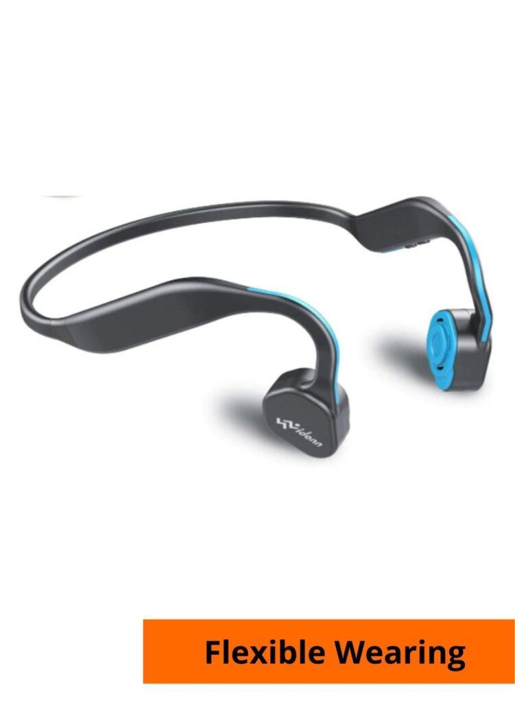 Bone Conduction Headphones Bluetooth V5.0 - Vidonn F1
