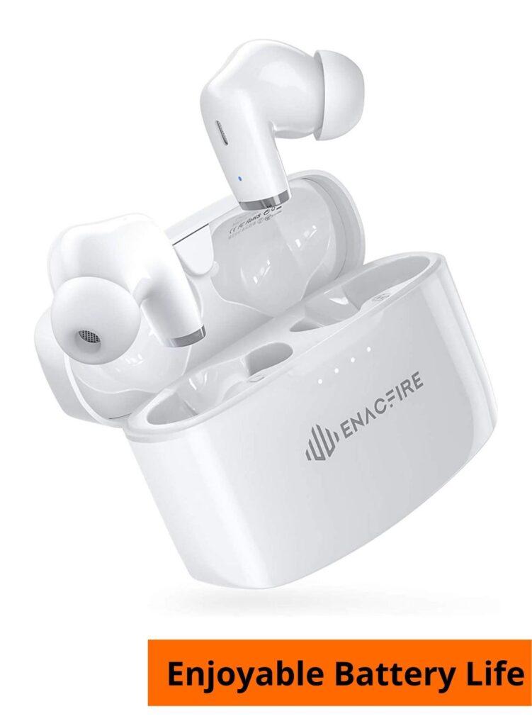 ENACFIRE E90 Wireless Earbuds   Wireless earphones for running