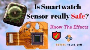 smartwatch sensor