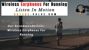 Wireless Earphone For Running
