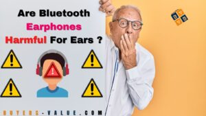 Are Bluetooth Earphones Harmful For Ears