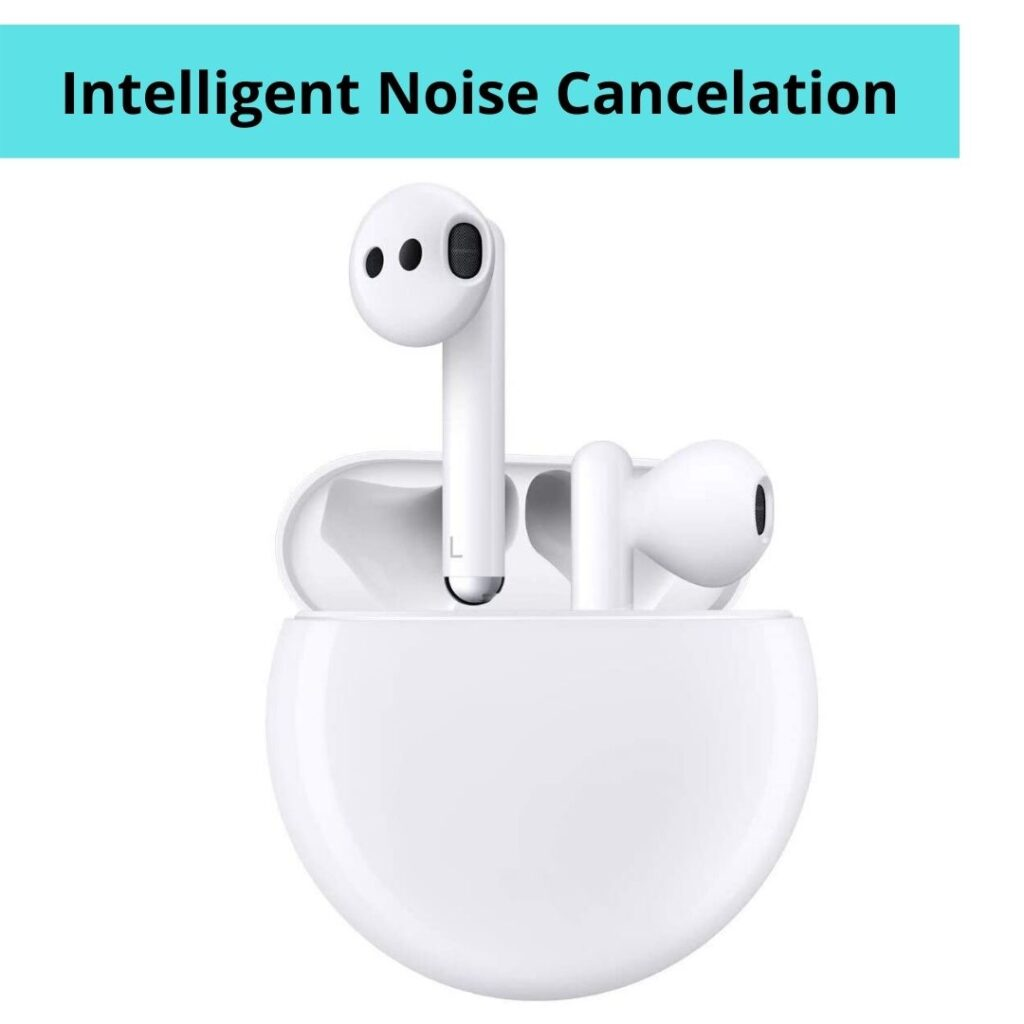 Intelligent Noise Cancellation earphone