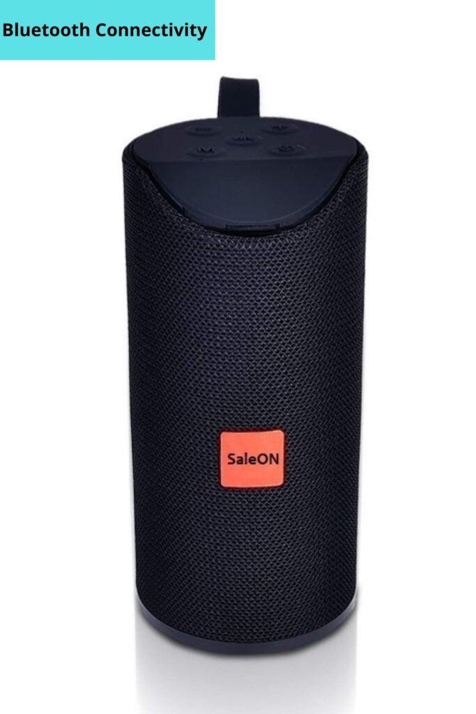 SaleON® Bluetooth Speaker Portable Outdoor   Bluetooth Sound Box Under RS. 1000