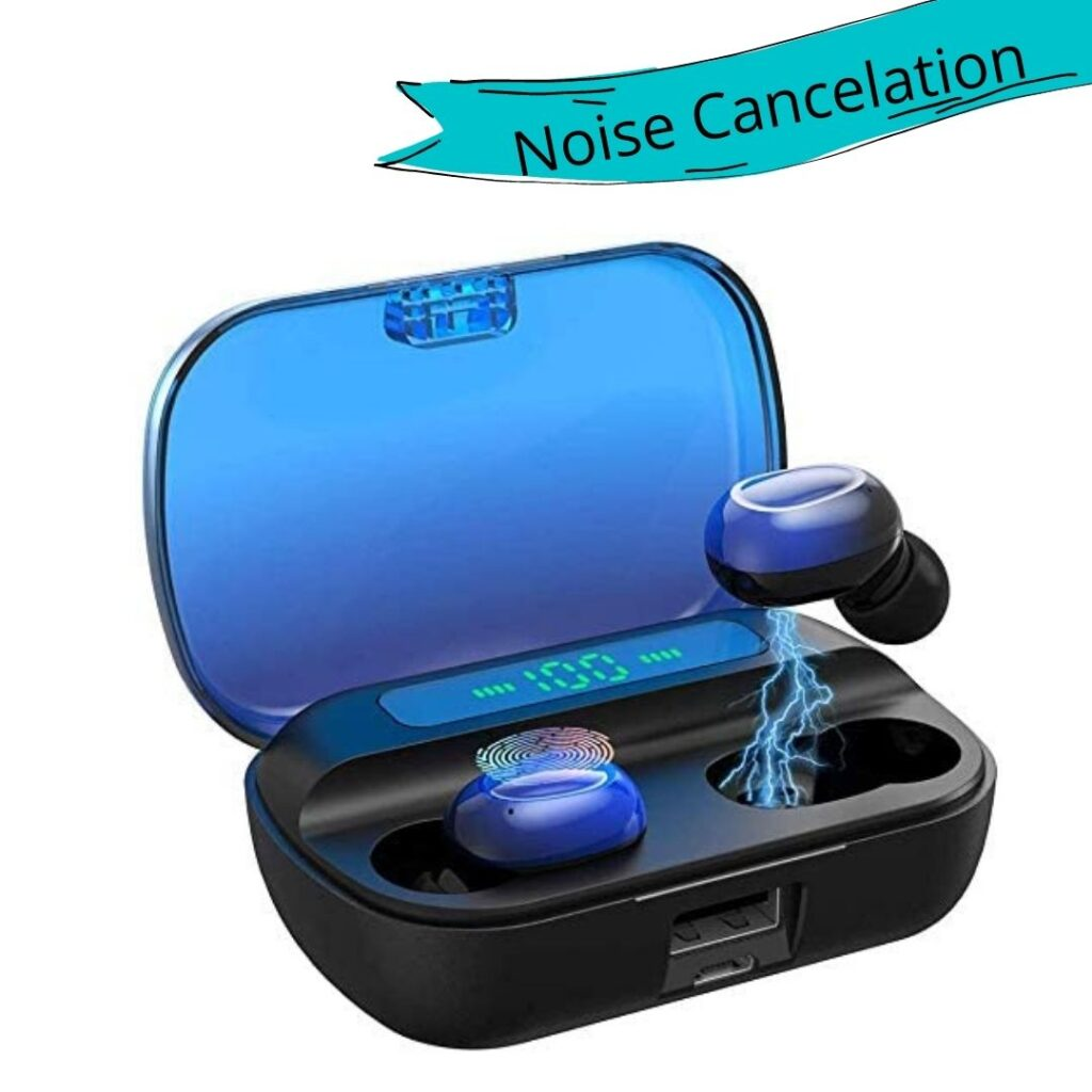 AMATAGE Touch Control TWS Stereo Earphones