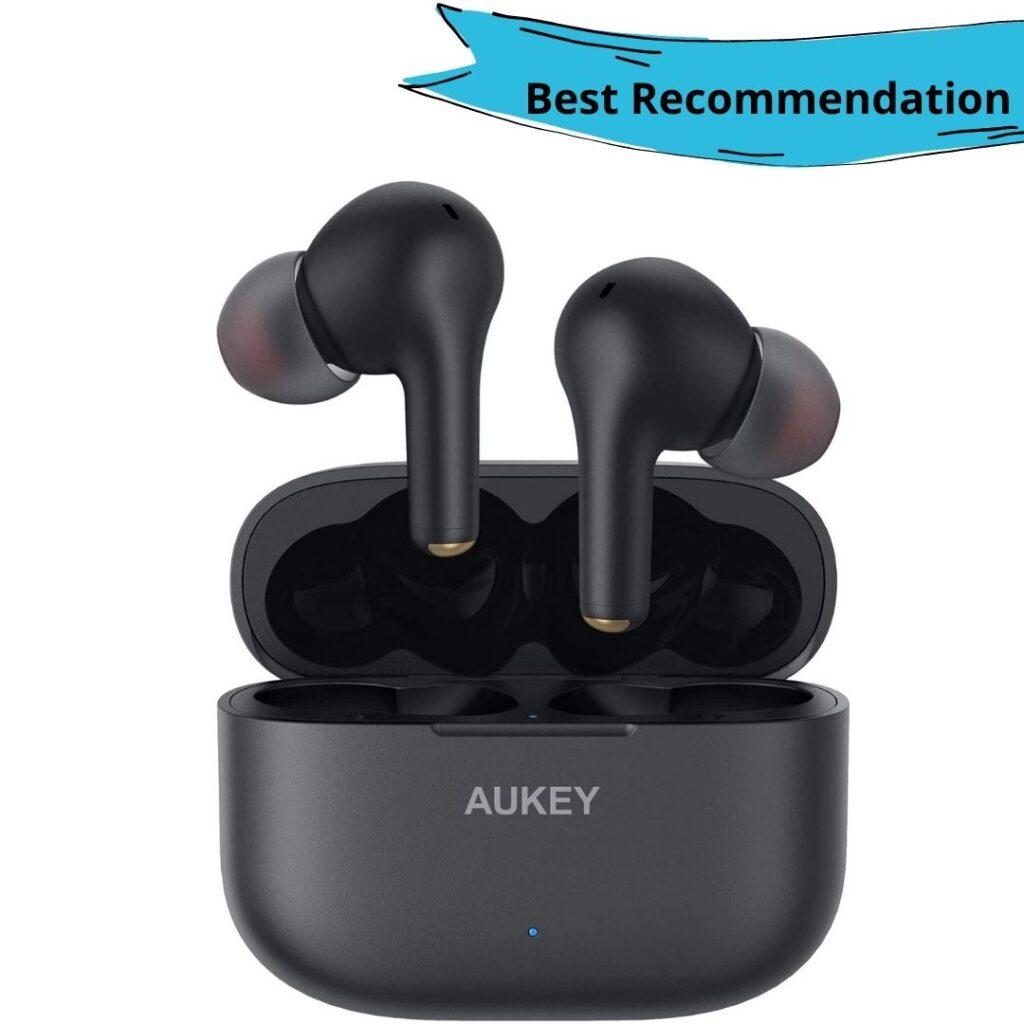 AUKEY True Wireless Earbuds (with aptX Deep Bass)