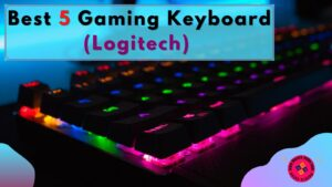 Gaming Keyboard Logitech