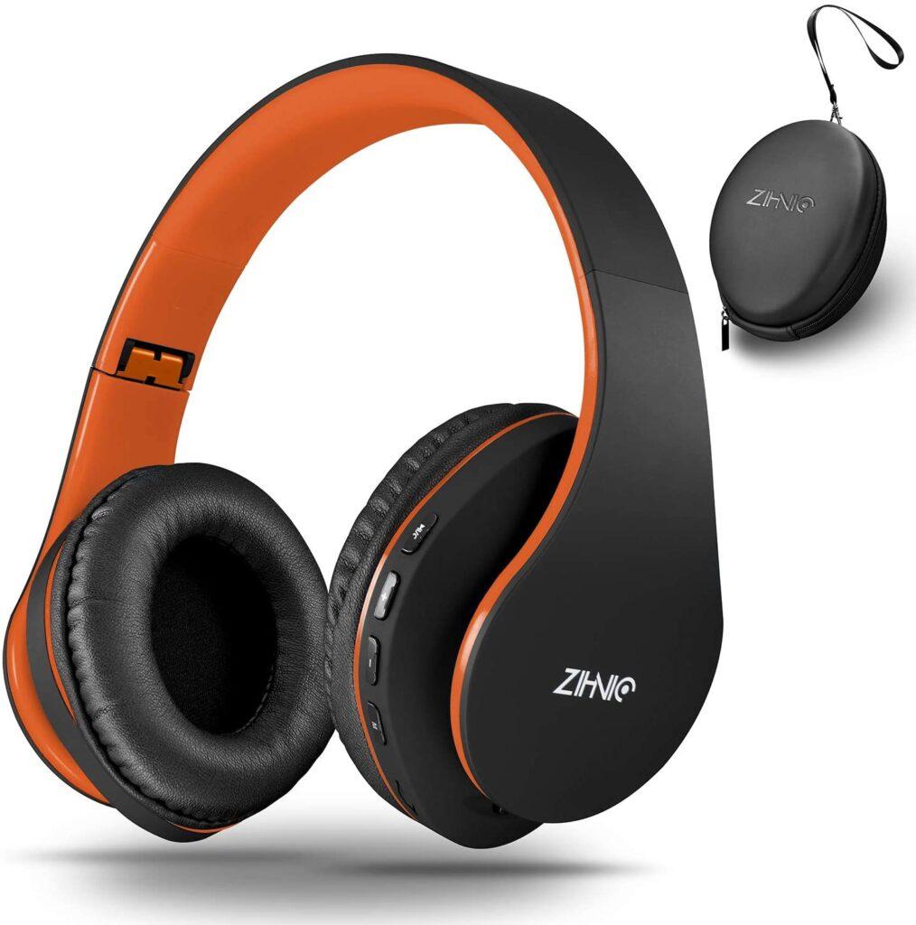 Bluetooth Over-Ear Headphones