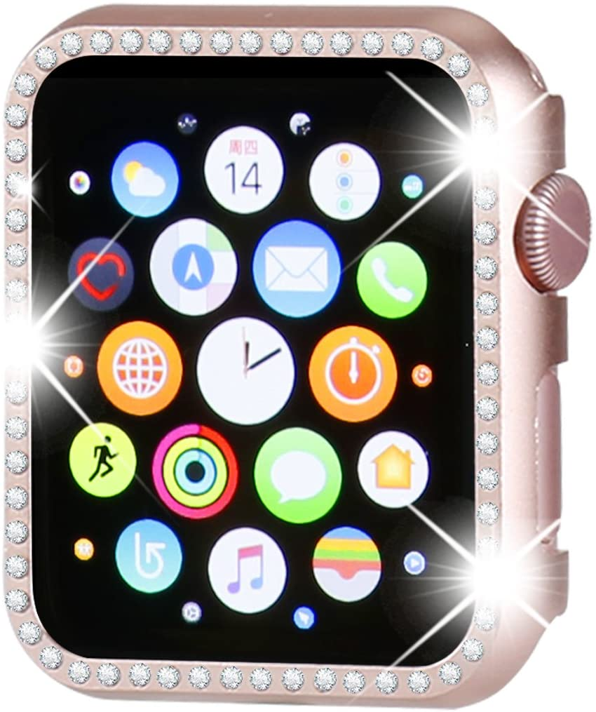 Henstar Compatible With Apple Watch Case