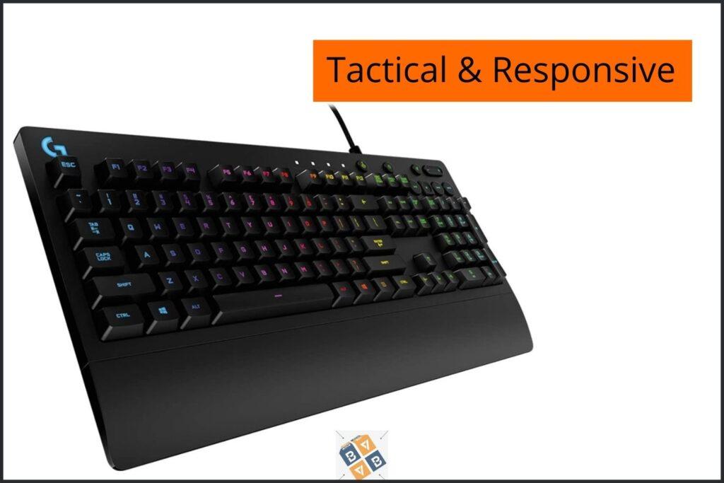 Logitech G213 (16.8 Million Lighting Colors Backlit Keys)  | gaming keyboard logitech
