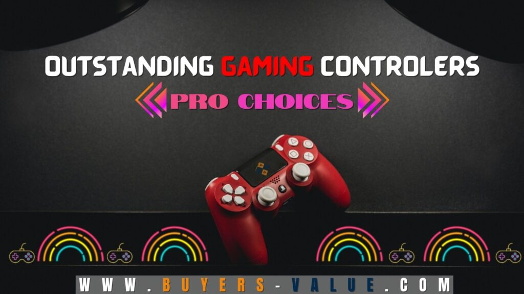 Outstanding Gaming Controller