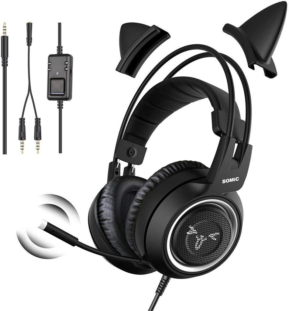SOMIC Stereo Gaming Headset