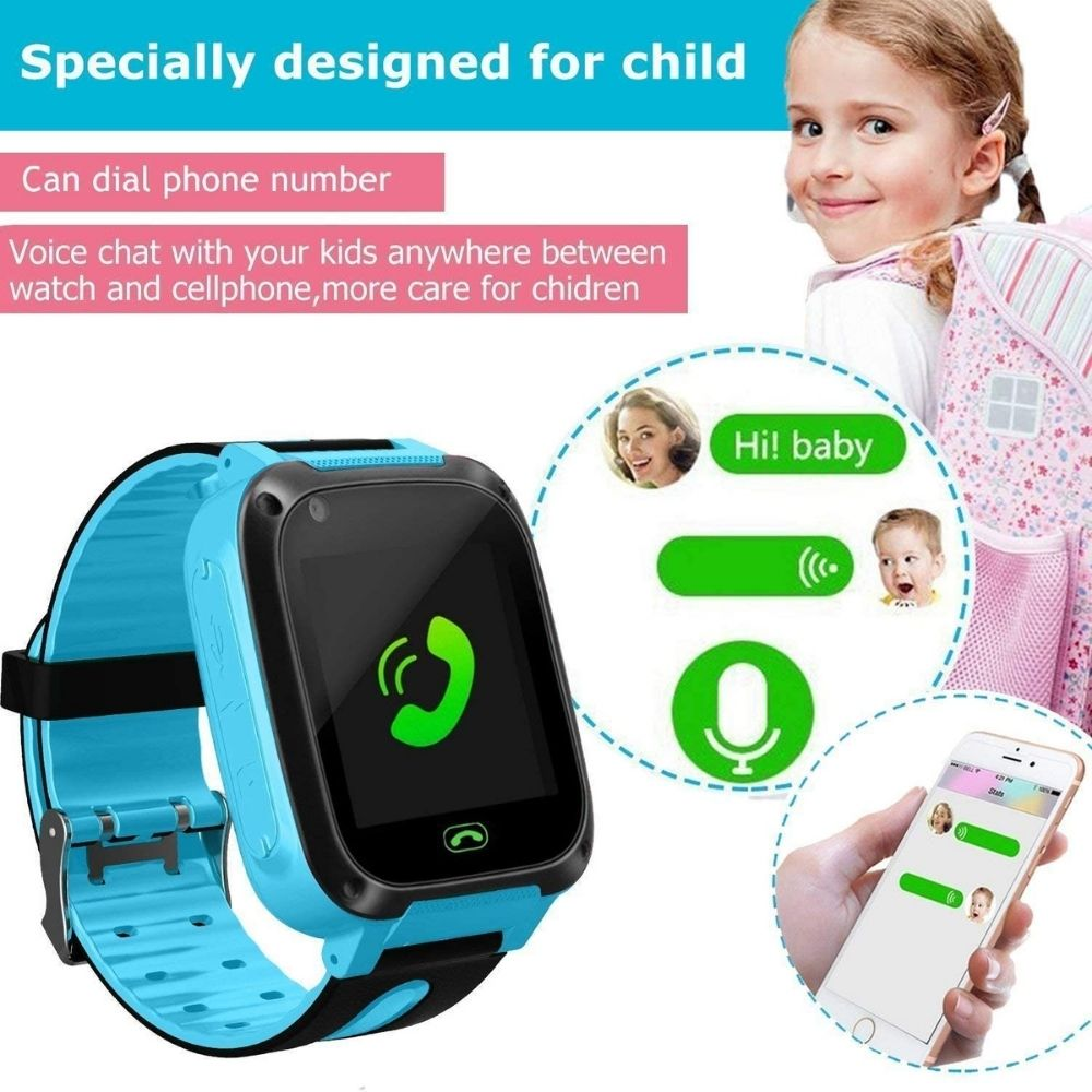 Stay Connected To Your Child With LBS/GPS