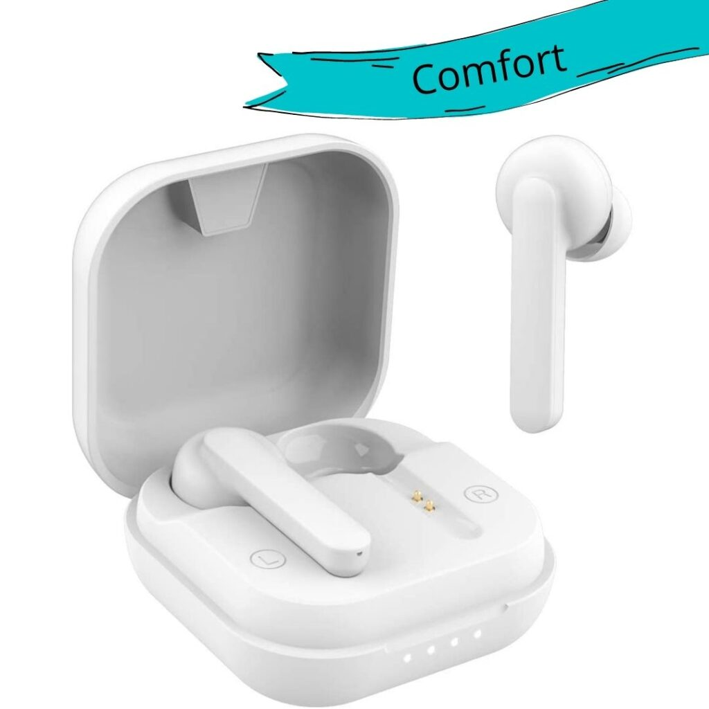 Willful Bluetooth Earbuds with Microphone