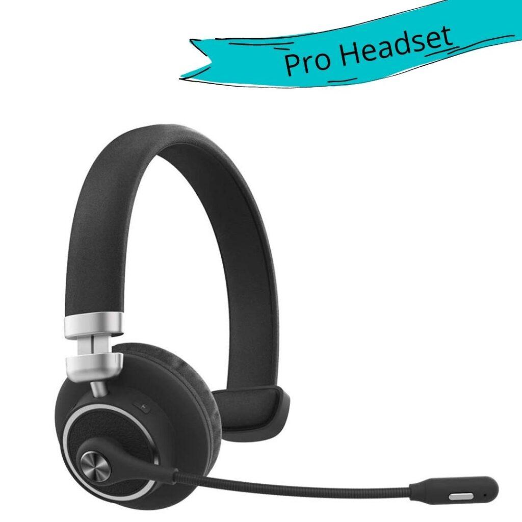 Willful M91 Bluetooth Headset Wireless Headset