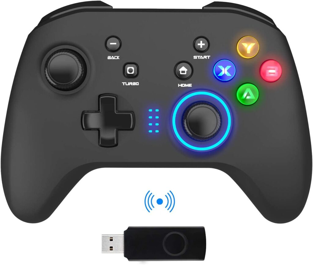 Wireless Gaming Controller (Remap M1-M4, be1)