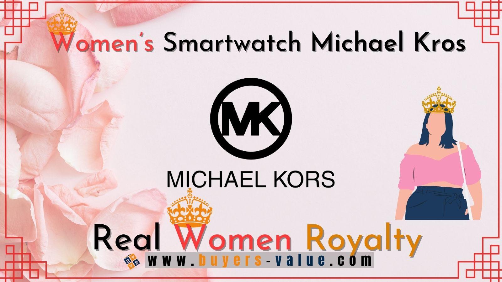 Women's Smartwatch Michael Kros