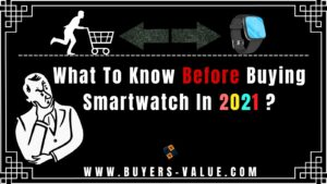 Buying a Smartwatch