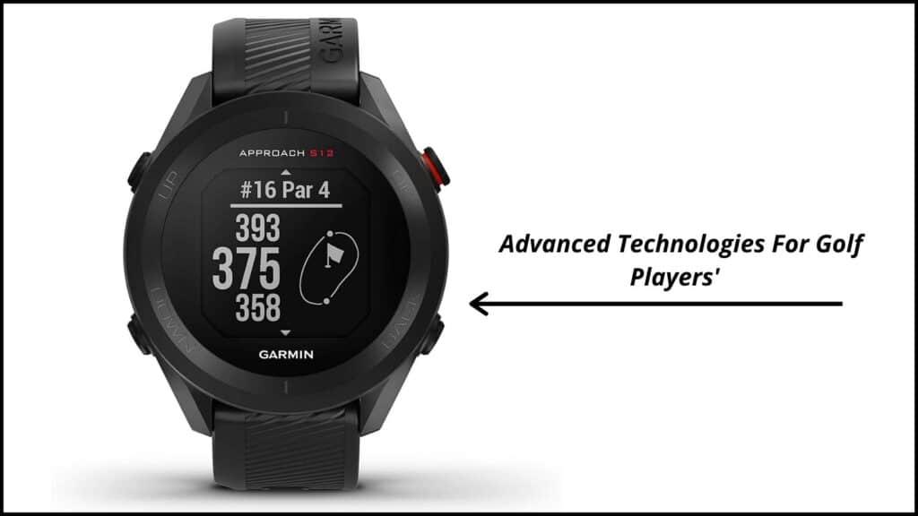 S12 Smartwatch For Golfers