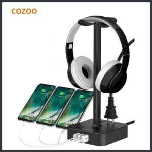 COZOO Desktop Gaming Headset Holder