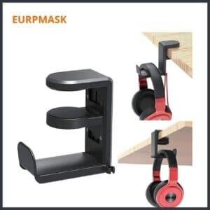 EURPMASK Headphone Hook Holder