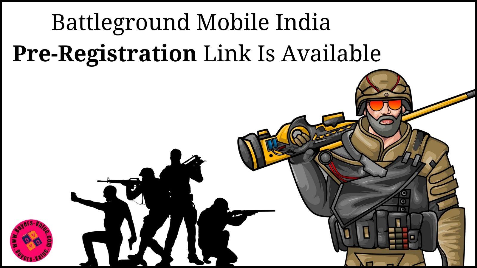 Battleground Mobile India Goes Live