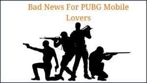 Battleground Mobile India Similar To PUBG