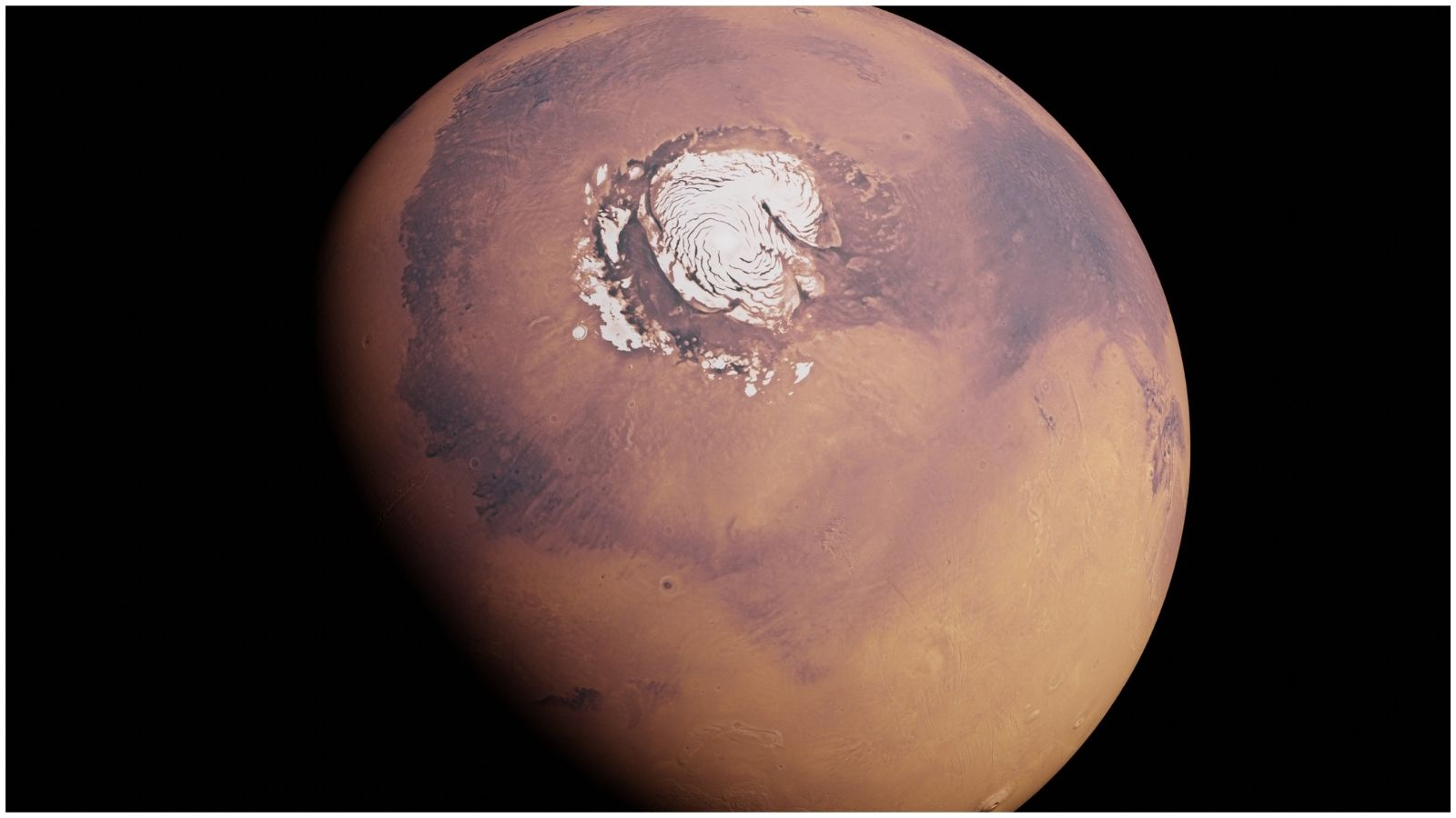 Mars Helicopter captures image