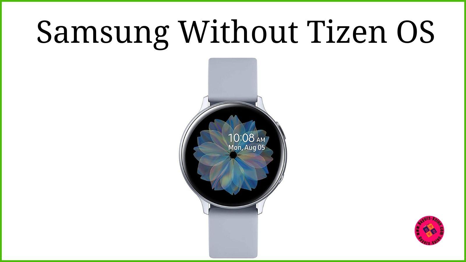 New Samsung Galaxy Watch 4
