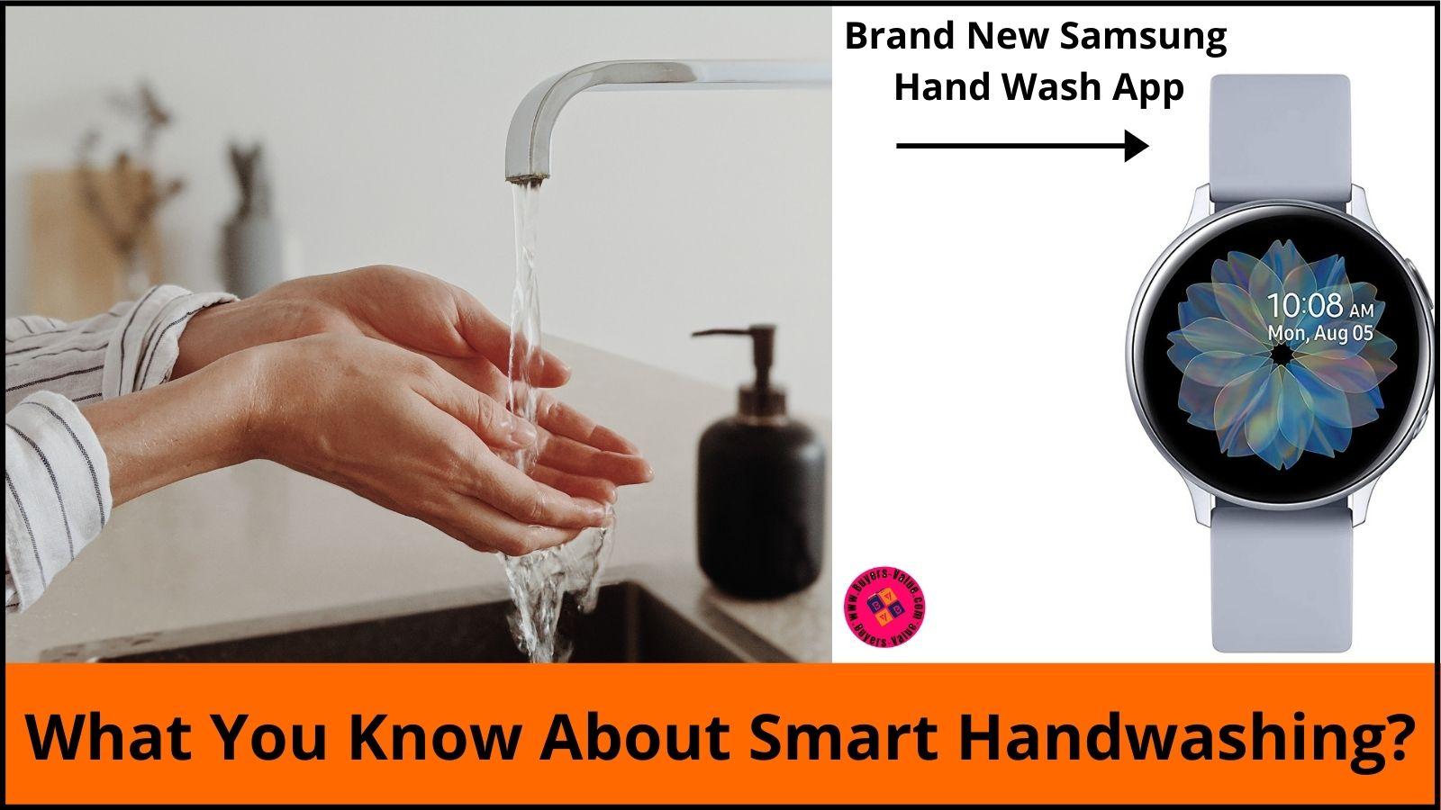 Smart Handwashing