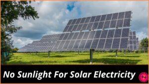 Solar Panel Invention