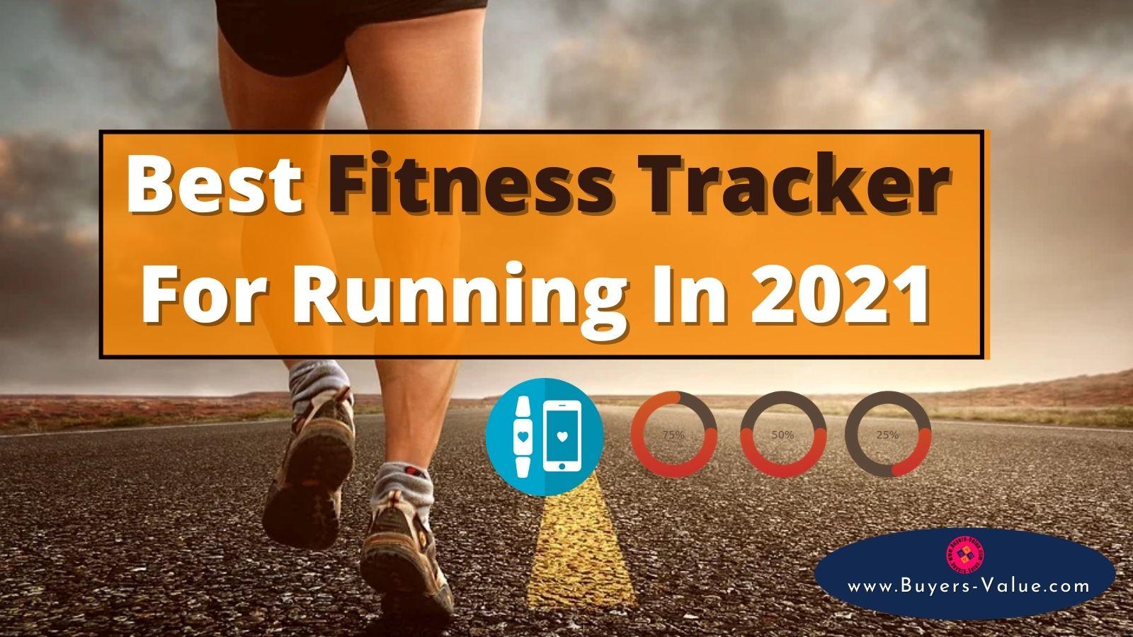 Best Fitness Tracker For Running In 2021
