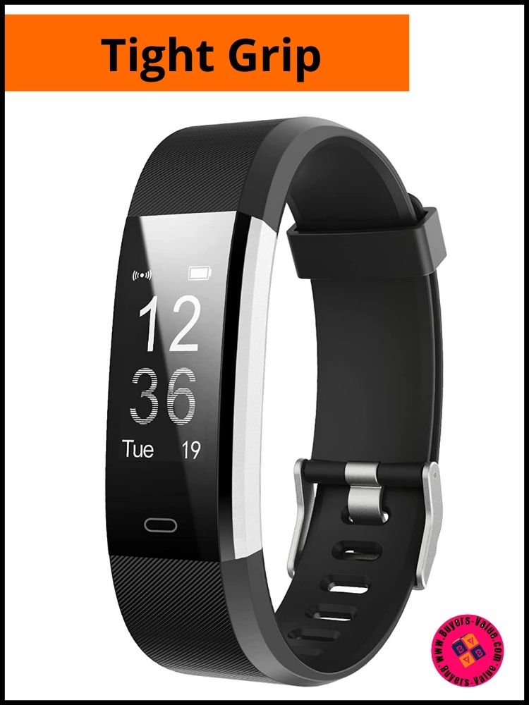 LETSCOM Fitness Tracker HR   best fitness trackers for running and jogging