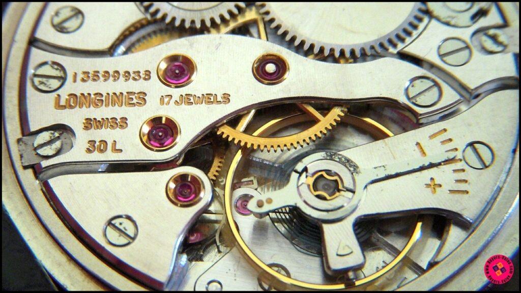Mechanism Of Watch