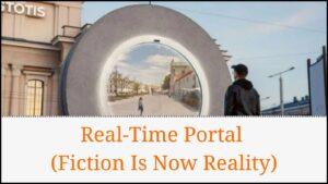 Real-time Portal
