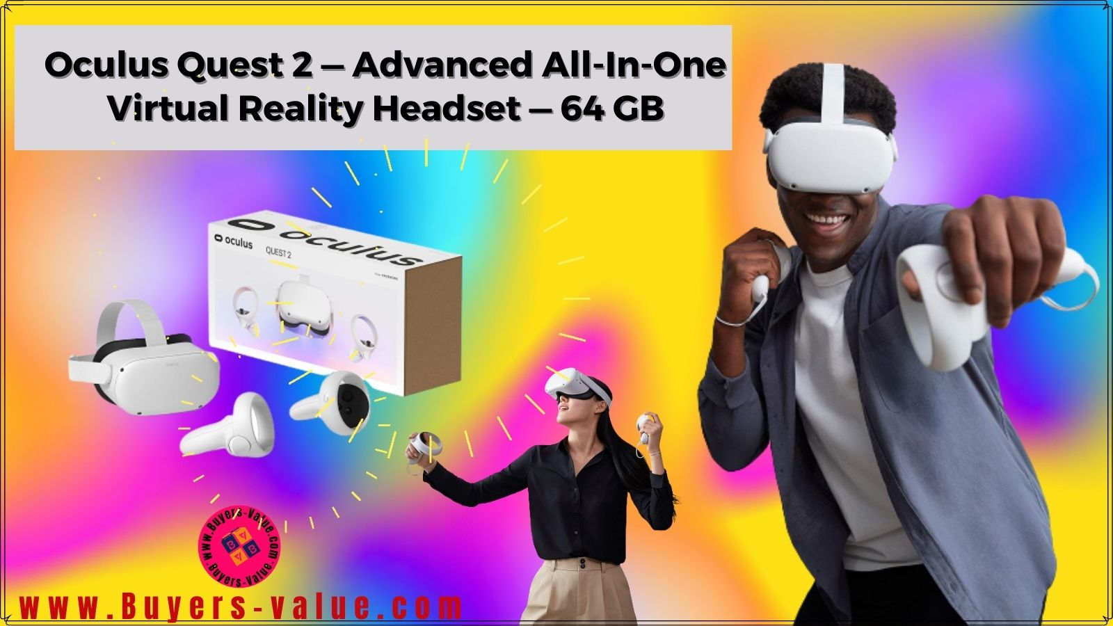 Oculus Quest 2 Headset Specification
