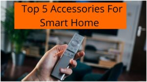 Accessories For Smart Home Decoration