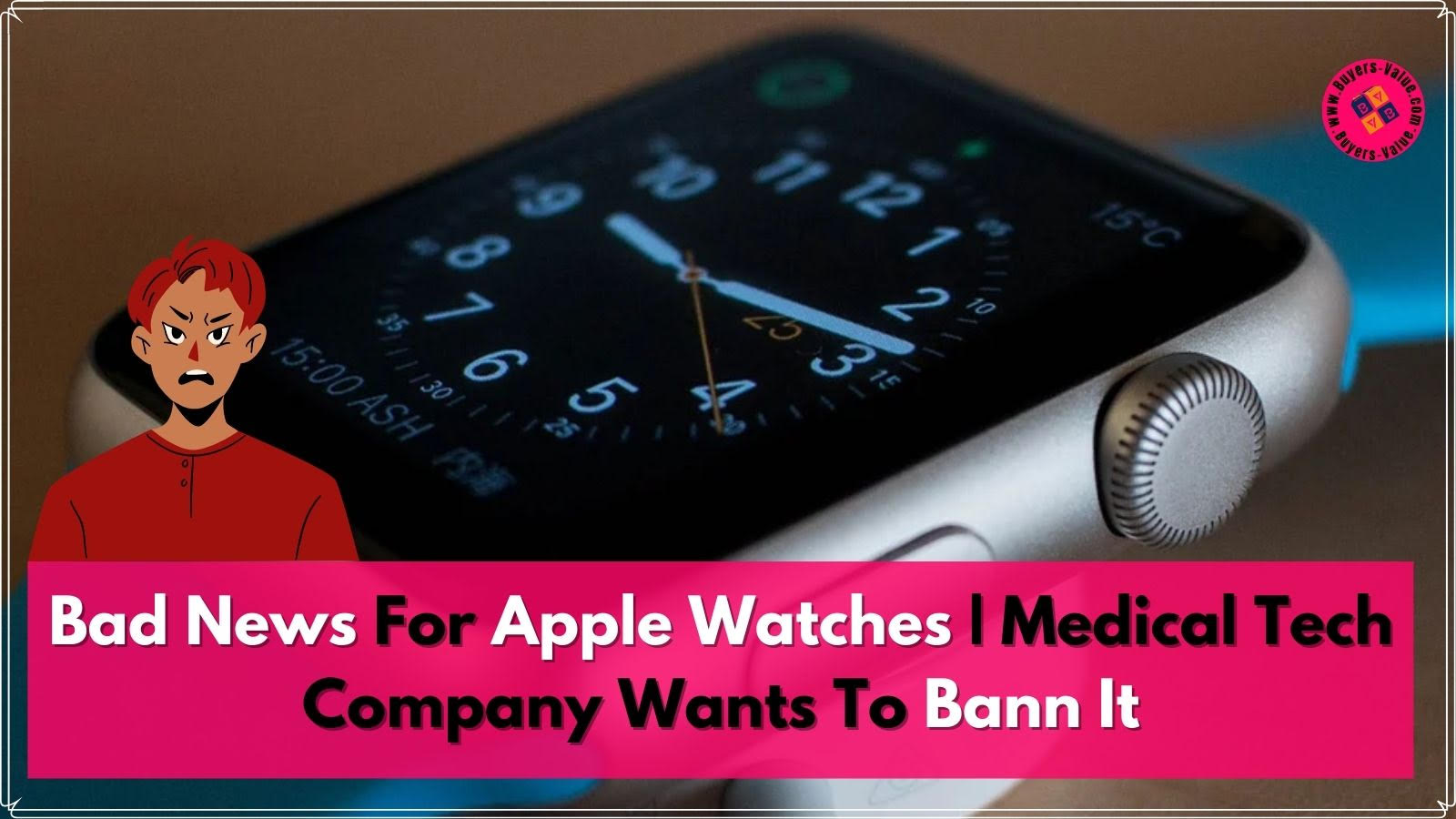 Bad News For Apple Watches