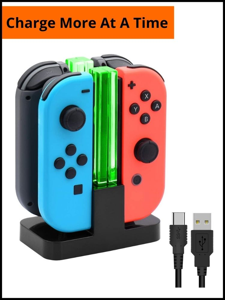 Charging Dock for Nintendo Switch (Charging Station)