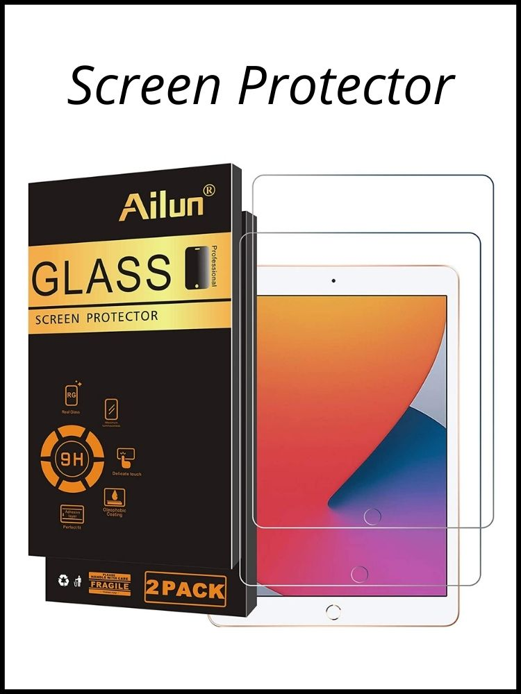 Back Cover Support and screen protector
