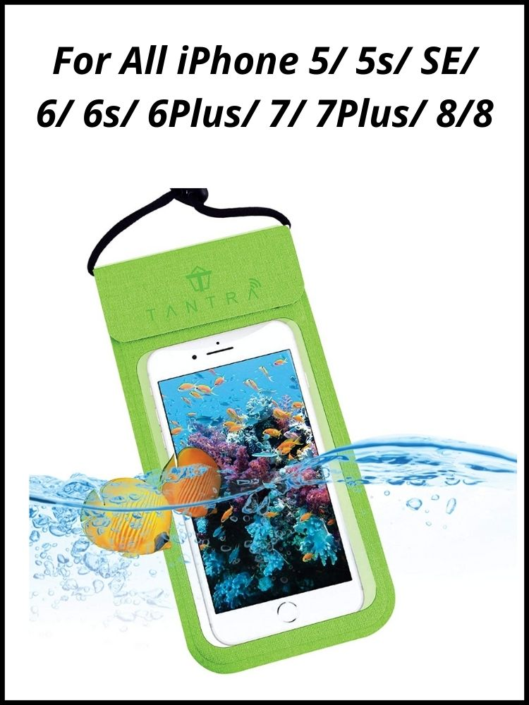 Care Your Phone In Water | Accessories To Care Smartphones